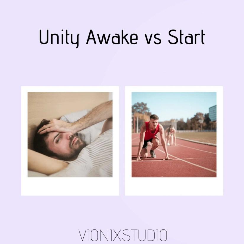 Unity Awake vs Start
