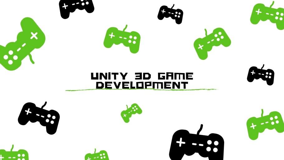 Unity 3d Game development