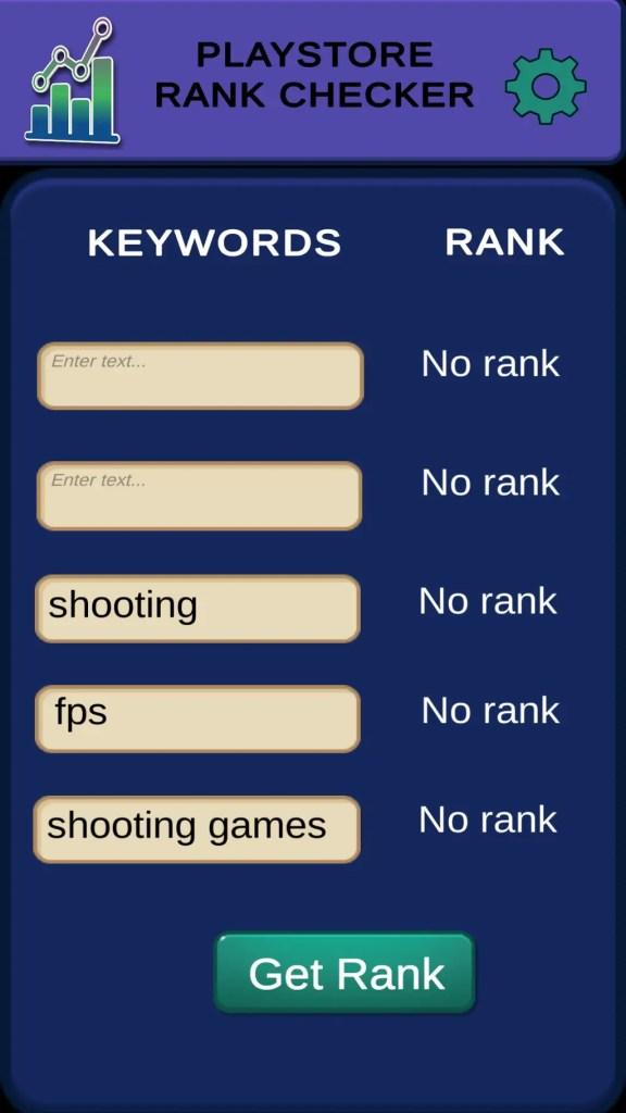 app rank checker keywords