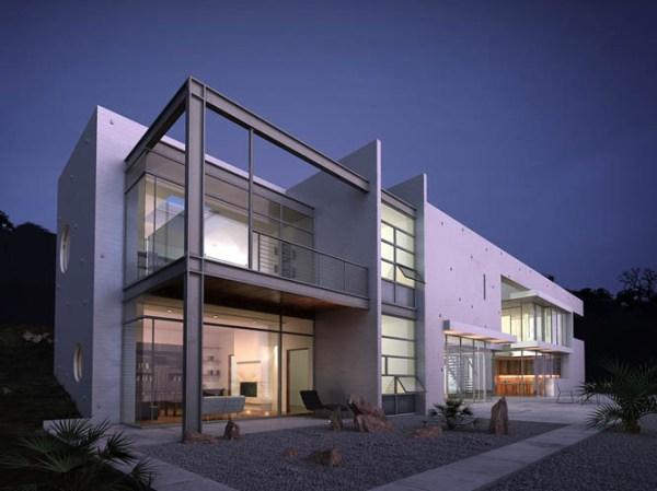 Фото красивых домов для визуализации » Современный дизайн ...