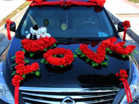 Украшение на свадебное авто своими руками » Современный ...
