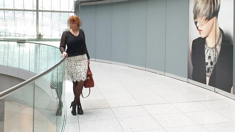 Sofia VIP Escort Independent und Big Beautiful Woman in Hilton Frankfirt Airport
