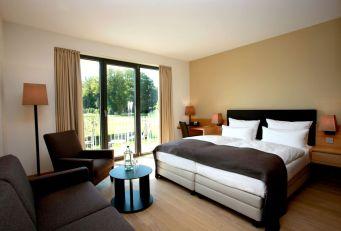 Alle Zimmer und Suiten sind modern und komfortabel ausgestattet