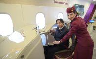 Qatar Airways setzt neue Maßstäbe für entspanntes Reisen und besten Service in der Airline-Branche