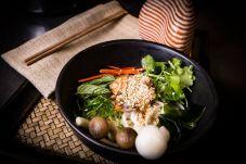Im Nithan Thai kommen nur frische Zutaten in die Pfanne
