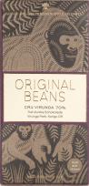 """Die """"Cru Virunga"""" gehört zu den besten Schokoladen der Welt. Ein Teil des Verkaufserlöses wird für den Schutz der letzten Berg Gorillas im Kongo verwendet"""