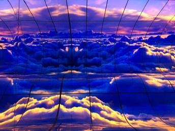 Gestochen scharf - die Bildschirmwand von LG auf der IFA Berlin. Fotos: Natalia Becker