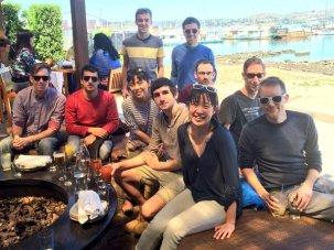 Team meetup in San Francisco, CA