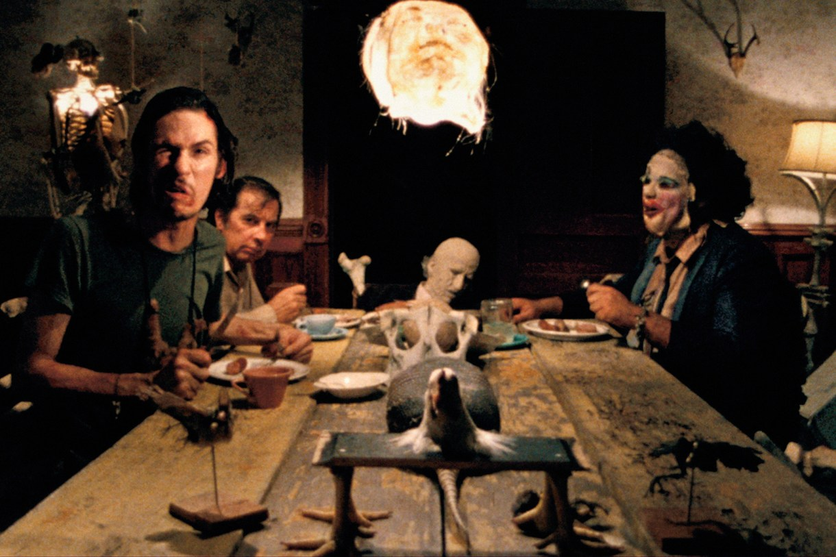 The 'intolerably putrid' making of 'The Texas Chain Saw Massacre'