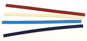 PVC trim for vinyl packaging