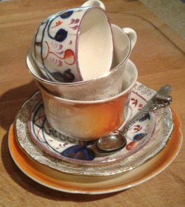 Sarah Tea Cups