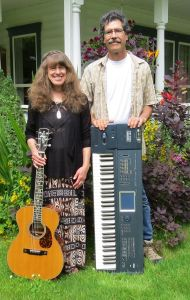 Steve and Vivian Ruskin