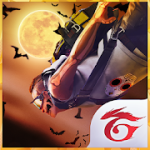 Garena Free Fire Spooky Night mod apk (ميجا وزارة الدفاع) 1.41.0