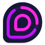 Linebit Purple Icon Pack Patched APK 1.0.5