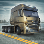 Truck World Euro American Tour (Simulator 2019) mod apk (Unlimited money/gold) 1.17.266