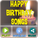 Happy Birthday Songs Offline Mod Ads-Free APK 1.6