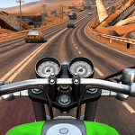 Moto Rider GO Highway Traffic mod apk (Mod Money) 1.25.2