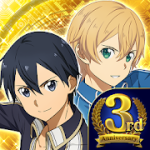 Sword Art Online Memory Defragmenter mod apk (God Mode) 1.39.5