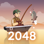 2048 Fishing mod apk (Unlimited Gold Coins) v1.1.15