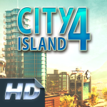 City Island 4 Simulation Town Expand the Skyline mod apk (Much money) v2.1.0