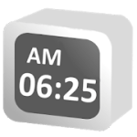 Digital Table Clock Ads-Free APK 16.0