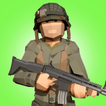 Idle Army Base mod apk (Much money) v1.2.0