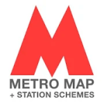 Moscow metro map Saint-Petersburg Kazan Unlocked APK 2.9.19a