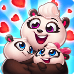 Panda Pop Bubble Shooter Saga Blast Bubbles mod apk (Much money) v8.7.100