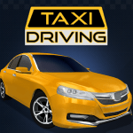 City Taxi Driving Fun 3D Car Driver Simulator mod apk (Unlimited coins) v1.0