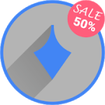 Velur Icon Pack Patched APK 18.8.0