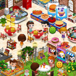 Cafeland World Kitchen mod apk (Unlimited Money) v2.1.30