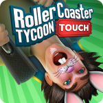 RollerCoaster Tycoon Touch Build your Theme Park mod apk (much money) v3.8.0