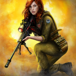 Sniper Arena PvP Army Shooter mod apk (much money) v1.2.8
