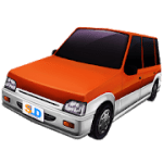 Dr. Driving mod apk (a lot of money and gold + all cars bought) v1.58