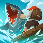 Epic Raft Fighting Zombie Shark Survival mod apk (Mod menu/Money) v0.6.36