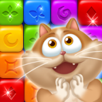 Gem Blast Magic Match Puzzle mod apk (Unlimited Lives/Coins/Boosters/Reward Box) v20.0706.09