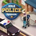 Idle Police Tycoon Cops Game mod apk (Mod Money) v0.9.2