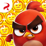 Angry Birds Dream Blast Toon Bird Bubble Puzzle mod apk (Unlimited Coins) v1.26.1