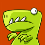 Crazy Dino Park mod apk (many diamonds) v1.84