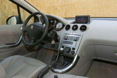 Объем бака пежо 308 - Блог любителя автомобилей