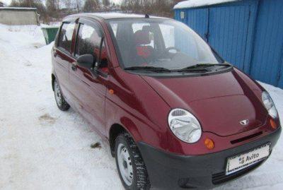 Дэу матиз расход топлива - Блог любителя автомобилей