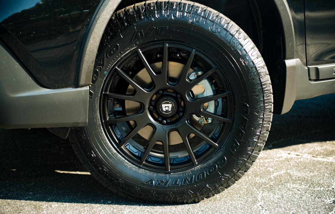 Subaru Outback All Terrain Package VIP Auto Accessories