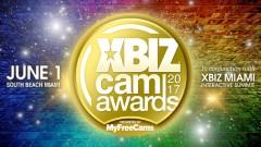 MyFreeCams Названный Представляя спонсор XBIZ Cam Awards