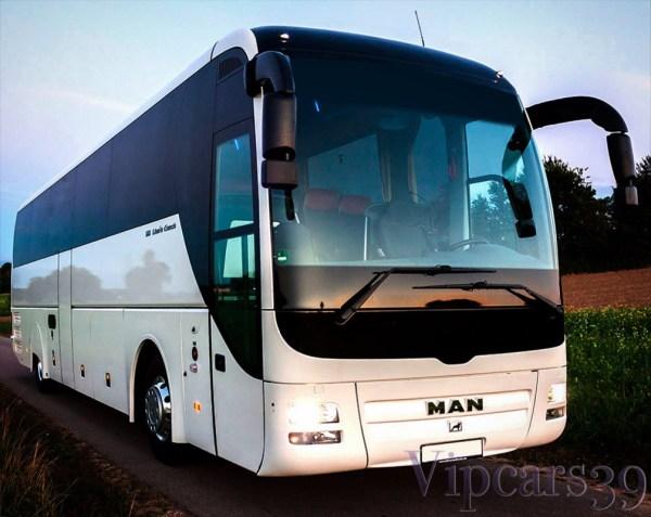заказать автобус MAN LION`S COACH L