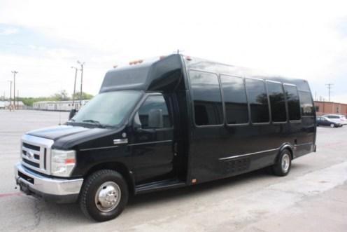 20 Passenger Party Bus -1