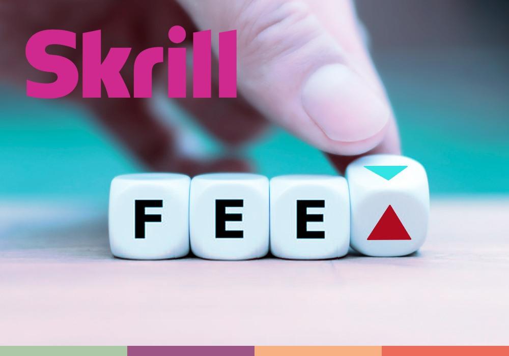 Изменение комиссий и условий крипто-сервиса Skrill