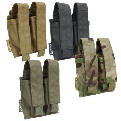 Modular Double Pistol Mag Pouch