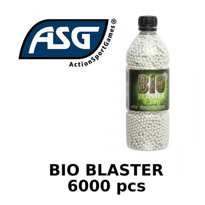 ASG Blaster BIO BB's 6000pcs