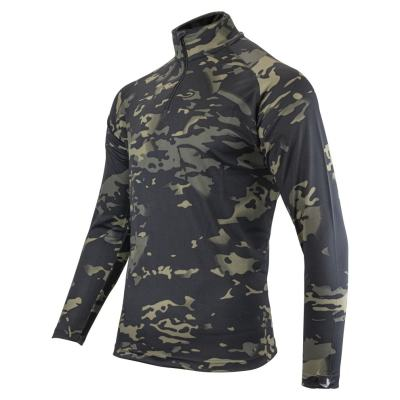 Mesh-Tech Armour Top črni VCAM