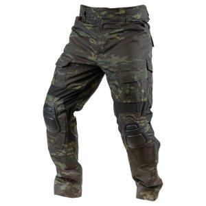 GEN2 Elite hlače črni VCAM